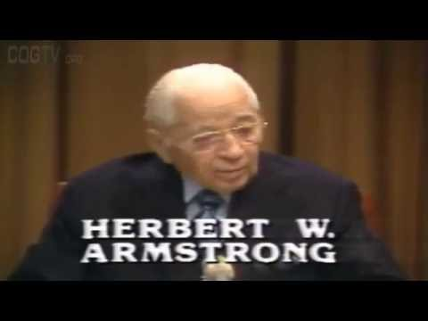 WHY DID LUCIFER REBEL AND BECOME SATAN? - HERBERT W. ARMSTRONG