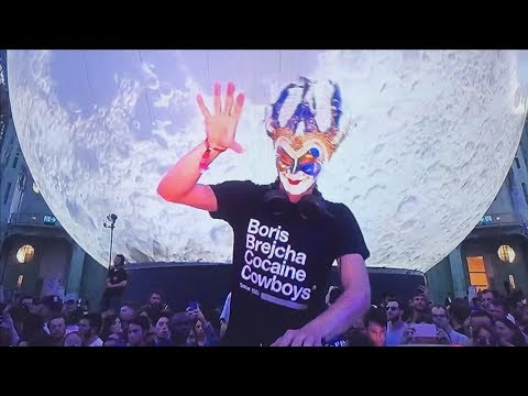 Boris Brejcha - Grand Pallais  Paris 10.06.2019