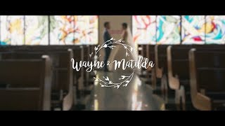 Wayne & Matilda // Wedding Video (Express)