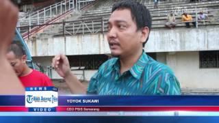 Renovasi Stadion Jatidiri Semarang Tahap I masih Finishing