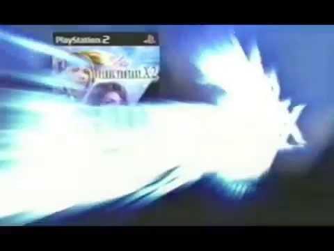 Final Fantasy X & X-2 Advertisement North America