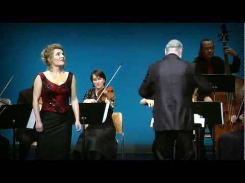 "Julia Kogan - Les Passions ""Anche il mar par che Sommerga"" - Vivaldi"