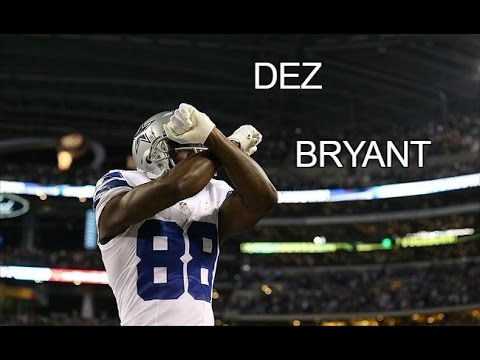 Dez Bryant X Gonna Give It To You Clean