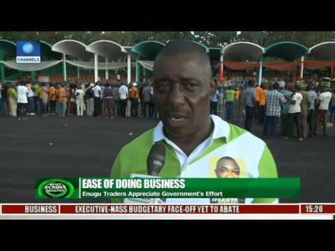 Enugu Traders Appreciate Govt's Effort On Ease Of Doing Business