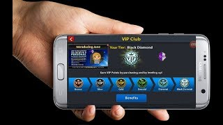 BLACK DIAMOND Hack / VIP CUE hack / In miniclip 8 Ball Pool
