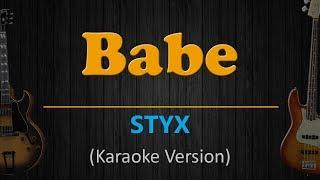 Download lagu STYX Babe MP3