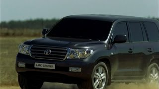 2008 Toyota Land Cruiser V8