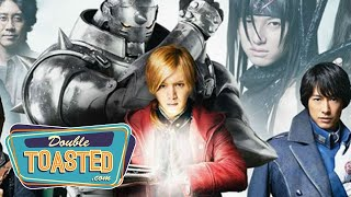 FULLMETAL ALCHEMIST NETFLIX ORIGINAL MOVIE REVIEW AND SPOILERS