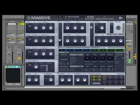DJ MUSTARD / Fancy Bass Tutorial