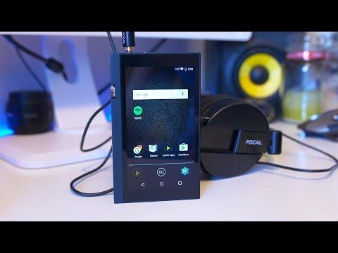 Onkyo DP-X1 Digital Audio Player/DAC Review (4K)