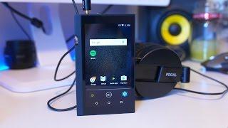 onkyo dp x1 digital audio player dac review 4k