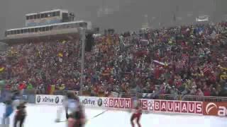 バイアスロン世界選手権2011~12 WOMEN MASS