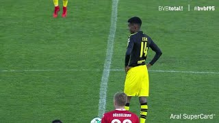 Alexander Isak vs Fortuna Düsseldorf - 06|01|2018 - HD
