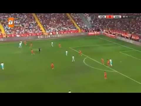 Emre Mor Debüt: Türkei - Montenegro