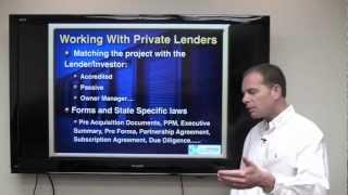 Scott Meyers Self Storage Investing - How To Raise Private Money To Buy Self Storage
