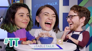 Our Parents Embarrass Us on Table Talk