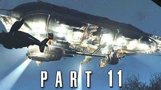 Fallout 4 Walkthrough Gameplay Part 11 - Brotherhood of Steel (PS4)