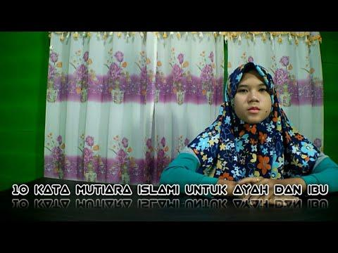 10 Kata Mutiara Islami Untuk Ayah Dan Ibu Youtube