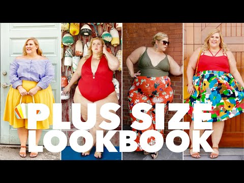 Spring Plus Look Book: Filmed at the NYC Waterfront