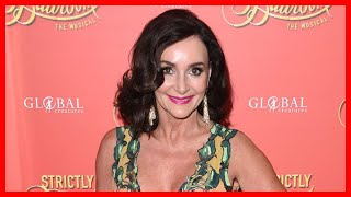 Strictly y: TV judge Shirley Ballas, 57, turns heads in VERY low-cut dress
