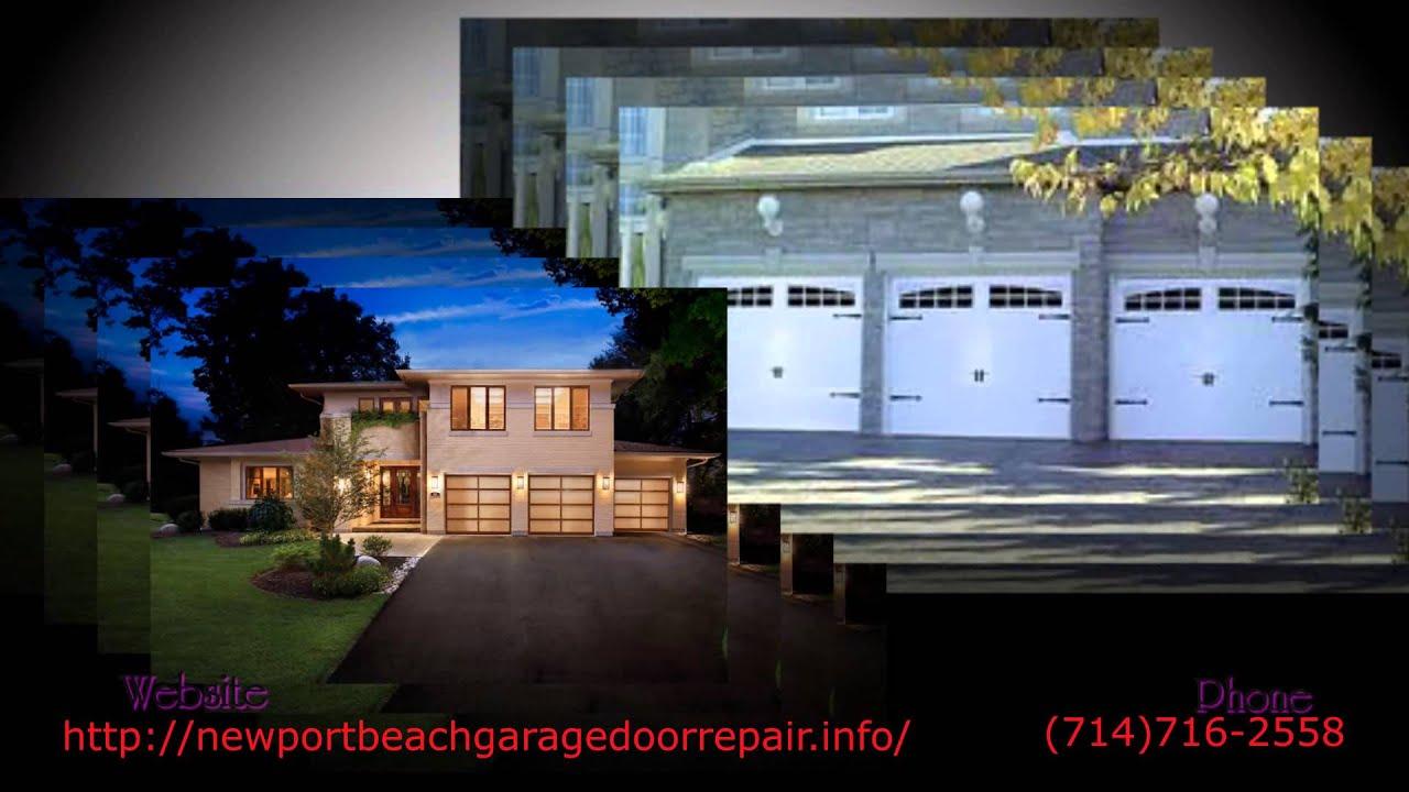 Newport Beach Garage Door Repair 714716 2558 By Http