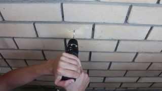 видео Ударный шуруповерт. Аккумуляторная ударная дрель шуруповерт в интернет-магазине Город Инструмента.