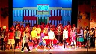 Athlone Community College Production of High School Musical-Status Quo