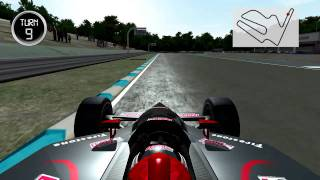 Virtual lap of Twin Ring Motegi thumbnail