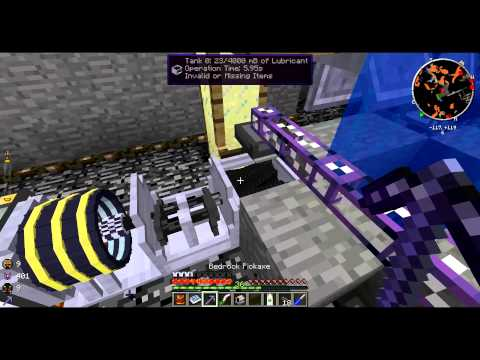 FTB Monster Let's Play E24 | Finally, The Boring Machine!! A rotarycraft beast!