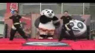 功夫熊貓 熊貓健身拳 基礎篇