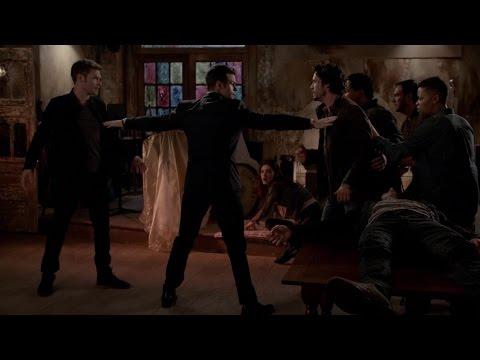 The Originals 2x19 Elijah & Hayley. Klaus Takes The Blame For Aidens Death
