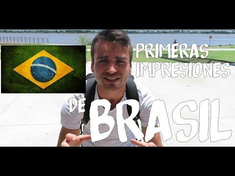 Primeras impresiones de Brazil (#Porto Alegre)