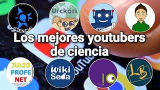 ¿Qué es un Edutuber?| Los mejores youtubers de ciencia