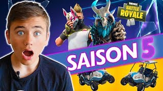 LA SAISON 5 EST ENFIN LÀ !!! -  FORTNITE BATTLE ROYALE - Néo The One thumbnail