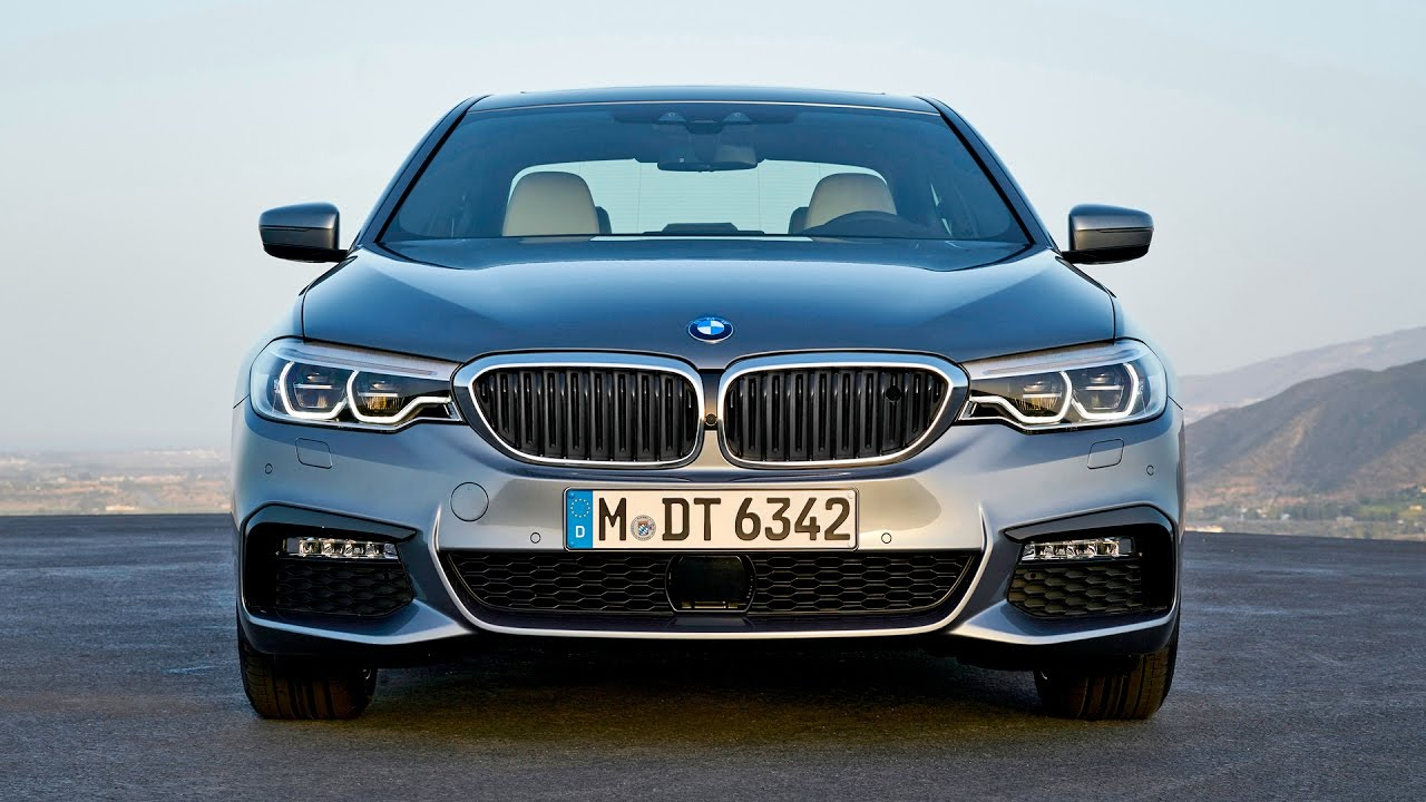 2017 bmw 5 series m sport 540i sedan design driving youtube. Black Bedroom Furniture Sets. Home Design Ideas
