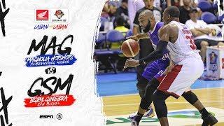 Full Game: Magnolia vs Ginebra | PBA Governors' Cup 2019