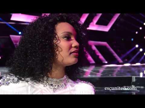 Etzia - UP - Sweden Melodifestivalen - Interview