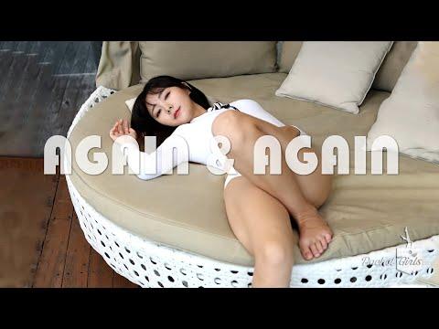 Hậu trường người mẫu Hàn Quốc chụp bán nude