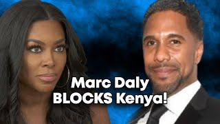 Marc Daly BLOCKS Kenya Moore From Exploiting Brooklyn!