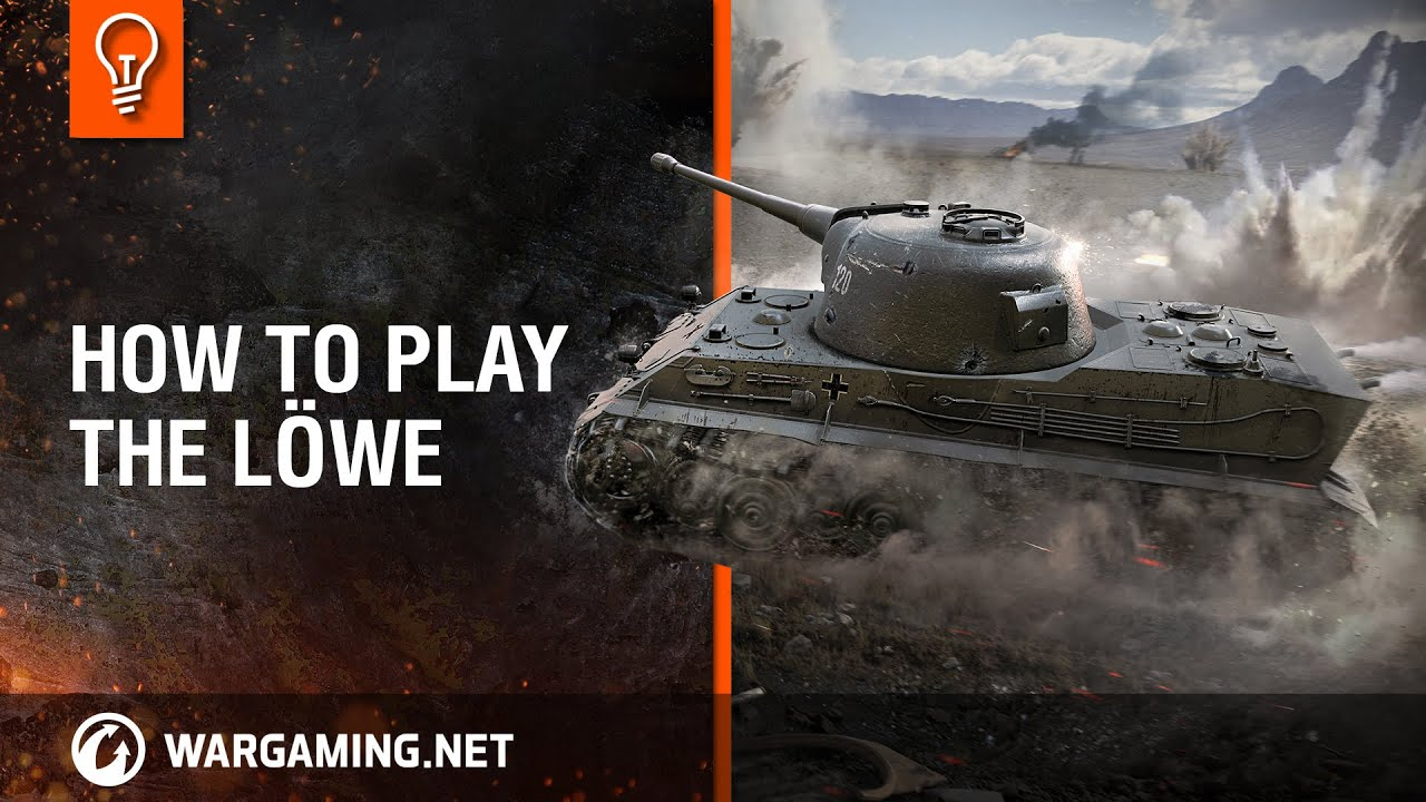 World of Tanks PC - Tank Guides - Guide to The Löwe