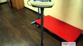 Из чего состоят весы платформенные | СмартВес - весоизмерительное оборудование(Из чего состоят весы платформенные | СмартВес - весоизмерительное оборудование http://www.smartves.ru/ 8 (495) 579-98-41 ..., 2014-06-16T10:05:18.000Z)