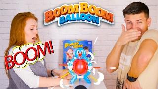 БУМ БУМ БАЛЛУН, ИГРА, ЛОПАЕМ ШАРИК | BOOM BOOM BALLOON | SWEET HOME