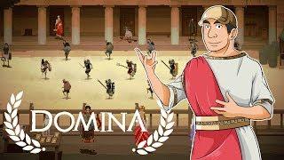 Fedelobicus el Destazador | Domina | Spartacus Simulator Ep. 3