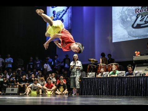 Tricking battles and extreme Taekwondo - Red Bull Kick It 2013