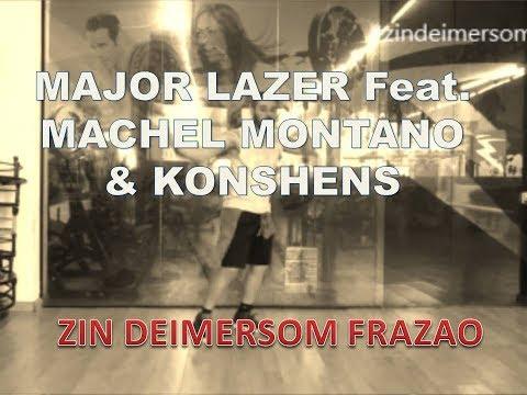 Front of the line - MAJOR LAZER Feat. MACHEL MONTANO & KONSHENS
