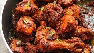 ఇలట చకన ఫర ఒకకసర చస చడడ చల బగటద  Chicken Roast Recipe in Telugu