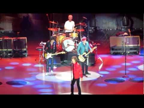 The Rolling Stones Wild Horses Live at O2 Arena London 25th November 2012 MVI_2423.MOV