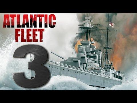 Atlantic Fleet: UK Campaign-3-Mid Atlantic Battle