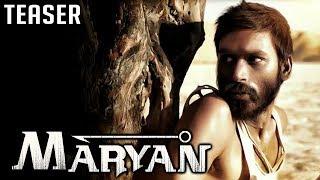 Maryan (2019) Official Hindi Dubbed Teaser | Dhanush, Parvathy Thiruvothu, Jagan, Appukutty