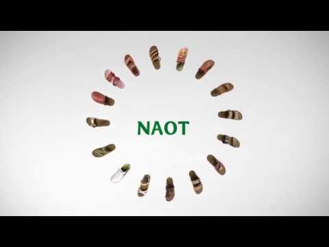 I Make Your Shoes - Naot.